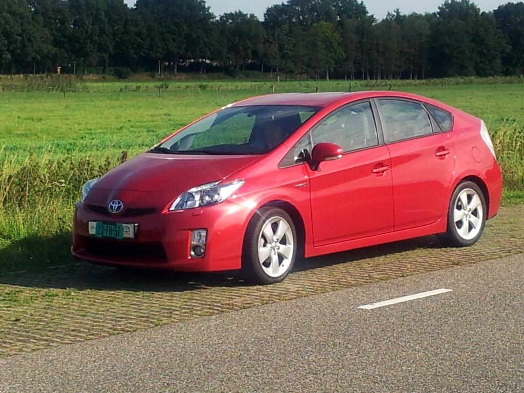 Toyota Prius dynamic 2009 02