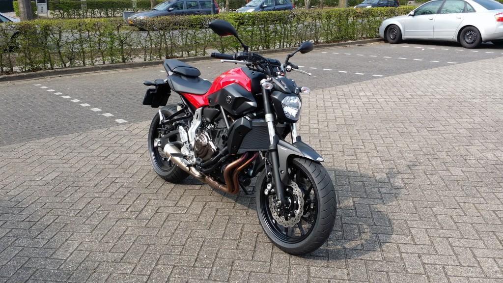 Yamaha MT07 02