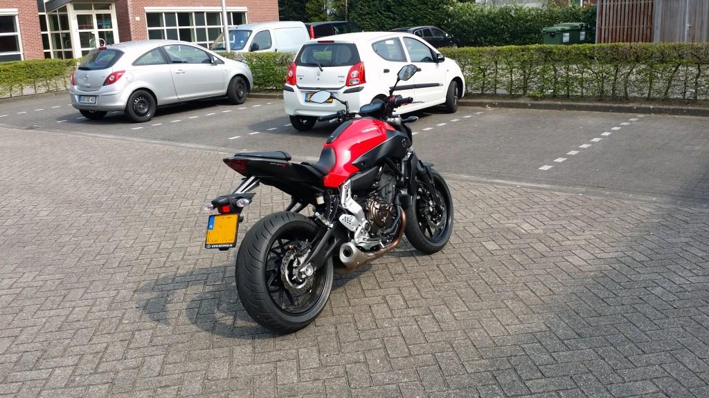 Yamaha MT07 04